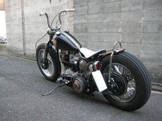 Luck Motercycles : 京都・葛野大路通りにあるカスタム&オリジナルバイク専門店です。ラック・モーターサイクルズ。