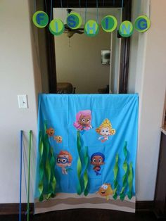 Bubble Guppies Birthday | CatchMyParty.com