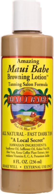 Maui Babe Browning Lotion Tanning Salon Formula Ulta.com - Cosmetics, Fragrance, Salon and Beauty Gifts