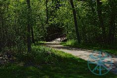 Spring Bridge by mtownphoto on Etsy