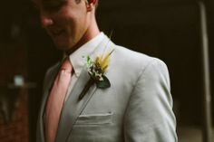 "DIY Wedding #6! It's all about your man in this post, ""the Suit."""