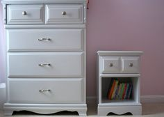 Furniture Painting FAQ....love this blog