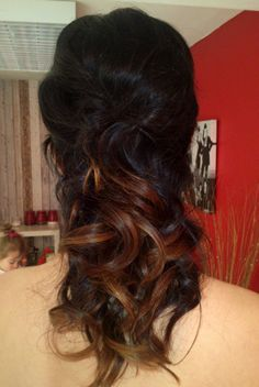 :) Hair Art, Bridal Hair, Long Hair Styles, Beauty, Cosmetology, Long Hairstyles, Long Hair Cuts, Wedding Hairs, Long Hairstyle