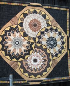 Wonderful quilt from 2013 Long Beach International Quilt Festival