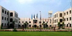 5. University of Health Sciences  Lahore