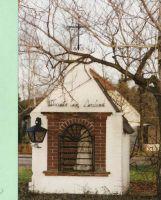 Kruispunt van de Vaarselstraat en de Floreffestraat: kapel Moeder van Brabant.