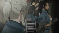 Gangsta. Episodio 08 Sub Ita Streaming | AnimeForce