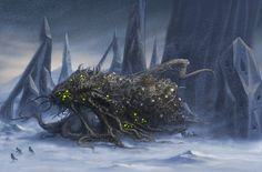 Shoggoth by K. L. Turner, Eclectixx on deviantART