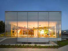 Museu para crianças tem design sustentável
