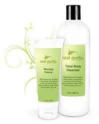 Real Purity- all natural, gluten free, organic makeup and cosmetics