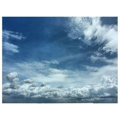 #blue #sky #clouds #sunny #sunday #philippines #青空 #空 #雲 #フィリピン