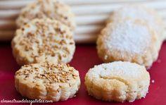 Receta de perrunillas o galletas de pasta flora - El Monstruo de las Galletas.