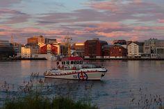 Tina Henriksen: Redningsselskapet tar turen innom Bodø