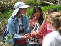 Science in the Field by WillistonNorthampton, via Flickr
