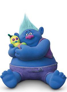 Biggie ~ a chubby, friendly troll Trolls Party, Trolls Birthday Party, 3rd Birthday, Birthday Parties, Los Trolls, Troll Costume, Costumes, Bon Film, Papa Noel