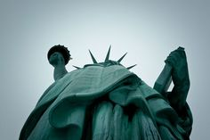 Picture of the Day: Looking Up To Liberty