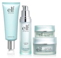 Lip Drama: The e.l.f. Skin Care Line is Now Available!