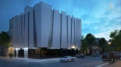 BUILDING FACADE - ΠΡΟΣΟΨΗ ΚΤΙΡΙΟΥ Recovery Building System made of perforated aluminium. Innovative Architectural Products. Life is in the details. www.metalaxi.com
