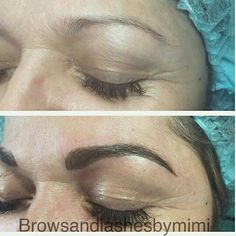 Can we talk about these amazing brows? WOW Mylene these are beautiful interested in microblading? #microblading #microblade #eyebrows #browsonfleek #browspecialist #browsonpoint #browartist #perfectbrows
