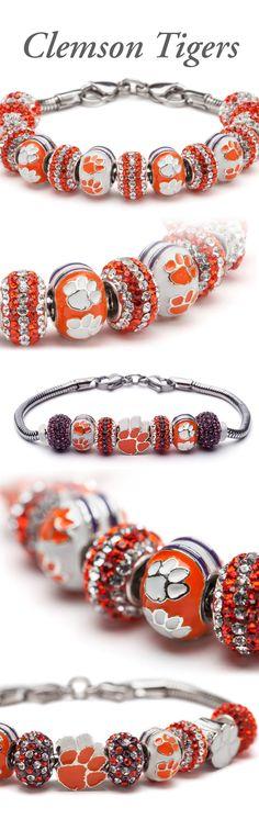 Clemson University | Clemson Tigers Jewelry. www.StoneArmory.com
