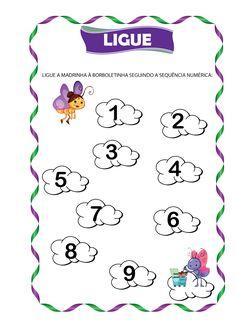 Blog com atividades escolares. Voltado para mães e professoras.