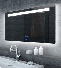 Spiegels - badkamer LED spiegels in de afmeting 120 cm 330