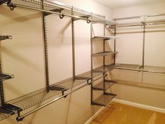 Amazon.com: Customer reviews: Rubbermaid Configurations Custom Closet Deluxe Kit, White, 4-8 Foot, FG3H8900WHT