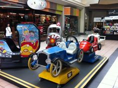 kiddie rides in mall - Google Search