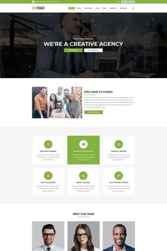 Cosso - MultiPurpose OnePage PSD Template is a complete one-page template. It's smart and clean design. It's perfect for anyStartup Business, Companies, Page Template, Psd Templates, Website Template, Homepage Design, Ui Design Inspiration, Wordpress Theme Design, Web Design Services, Photoshop, Martial Arts