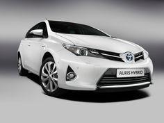 Nowa Toyota Auris Hybrid