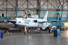Republic F105 Thunderchief #flickr #plane #1960s