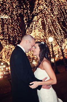 So romantic! Photo by Sarah M. #317onRicePark #weddings