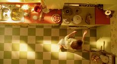 Neds'Mum's Kitchen, Pushing Daisies.  Production Design by Michael Wylie, Art Direction by Kenneth J. Creber, Set Decoration by Halina Siwolop.