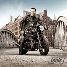 Der neue Louis Katalog 2015!  #Motorrad #Motorcycle #Motorbike #louis #detlevlouis #louismotorrad #detlev #louis #triumph #Lederjacke #2015