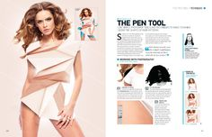 Tutorial preview: The Pen tool   Official Advanced Photoshop Blog