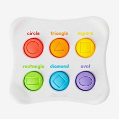 Figet Toys, Baby Toys, Love Gifts, Best Gifts, Cool Fidget Toys, Stem Skills, Shape Names, Green Toys, Thing 1