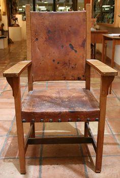 Stickley chair 1900 Art & Crafts