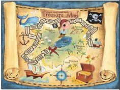 Genius Ideas for Activity days: Virtue Activity - Scripture Scavenger Hunt and Taboo Pirate Treasure Maps, Pirate Maps, Pirate Theme, Pirate Party, Buried Treasure, Treasure Hunting, Armor Of God, Pirate Birthday, 9th Birthday
