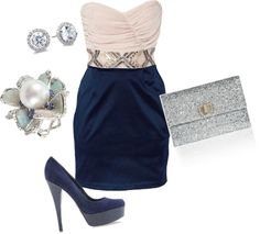 """""""Glam Outfit"""" by chloe-604 on Polyvore"""