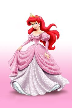 Ariel disney little mermaid
