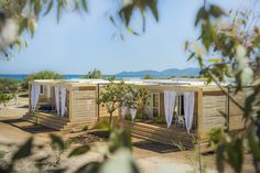 Family-friendly glamping holidays in Italy at the 4-star Tiliguerta Camping Village, an eco-friendly resort on the Costa Rei beach, south east Sardinia.