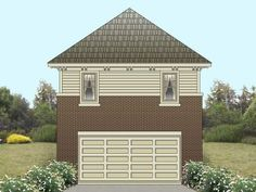 Plan Garage Plans And Garage Blue Prints From The