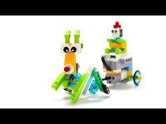 WeDo Rudolph : LEGO WeDo - YouTube