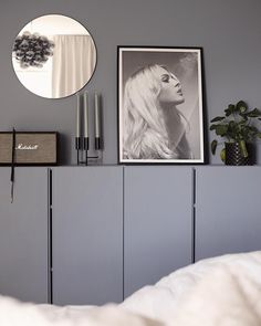 Grey Interior Design, Beautiful Interior Design, Minimal Home, Cabinet Decor, Furniture Styles, Bedroom Inspo, Interior Inspiration, Living Spaces, House Styles
