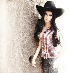 Leonie.......cowgirl | by AlexForbes