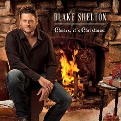 Blake Shelton - Cheers, It's Christmas on LP