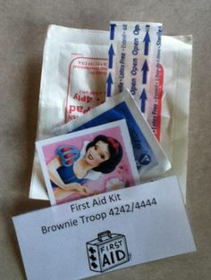 First Aid Swap