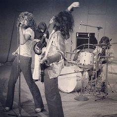 Led Zeppelin France 69