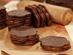 Recetas | Alfajores de chocolate | Utilisima.com