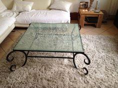 mesa ratona Table, Furniture, Home Decor, Iron, Mesas, Decoration Home, Room Decor, Tables, Home Furnishings